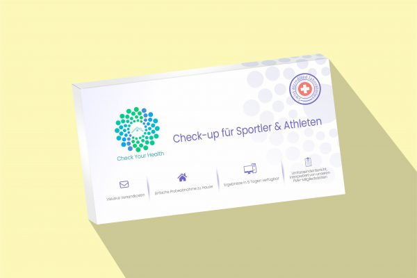 Check Your Health - Check-up für Sportler & Athleten