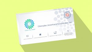 Check Your Health - Chlamydien, Gonorrhoe & Trichomoniasis Test